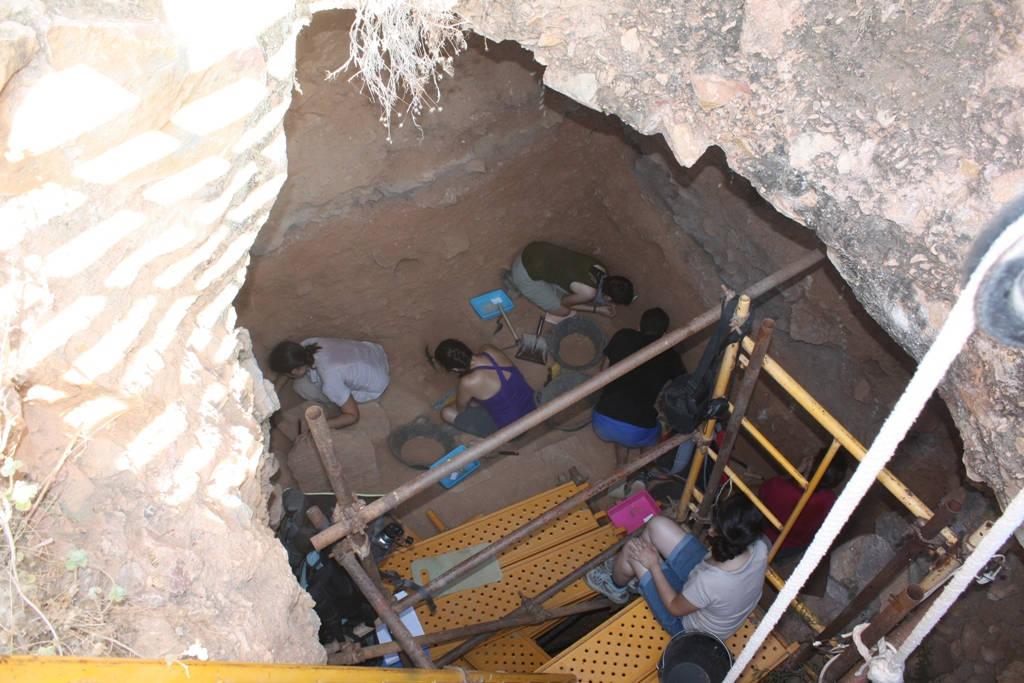06 Corte superior Excavacionr