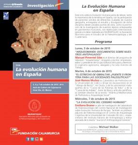 Lam Ciclo EVOLUCION HUMANA